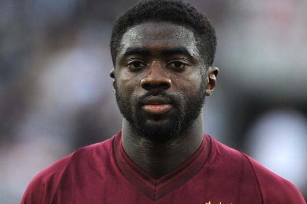 Kolo Toure to Fight for City Spot