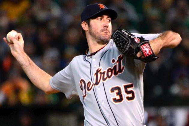 ALDS 2012: Justin Verlander Takes Charge of Tigers' Title Hopes with Game 5 Win