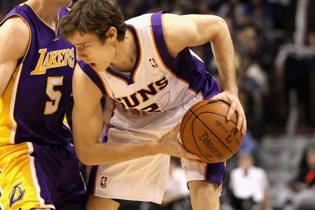 Suns Transition into New Era Without Steve Nash
