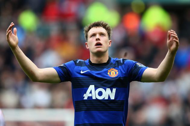 Phil Jones: The Latest to Suffer the Tag of Manchester United Utility Man?