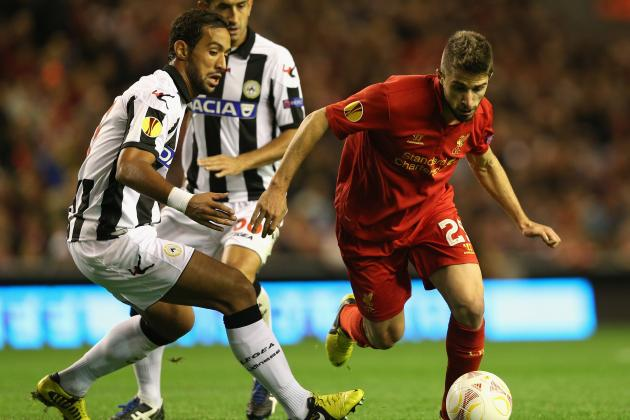 Liverpool: Will Borini's Injury Lead to a Striker Crisis?