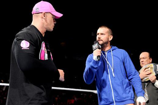 WWE: If CM Punk Defeats John Cena, Does He Deserve a Rematch?