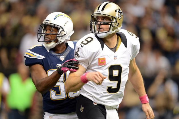 Drew Brees Calls Bounty Suspensions 'a Big Sham,' and More NFC South News