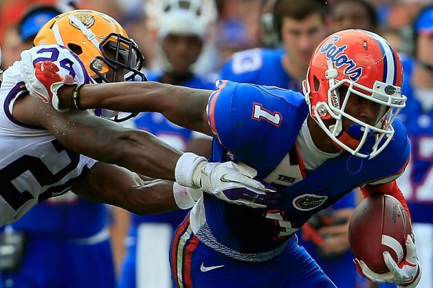 Florida vs. Vanderbilt: The Gators Still Need to Prove They're Top-5 Material