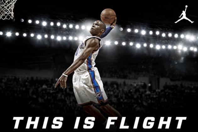 Russell Westbrook Joining Jordan Brand Shows He's on Verge of NBA's Elite