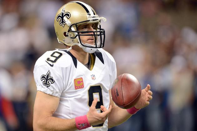 Drew Brees Is Player of the Week