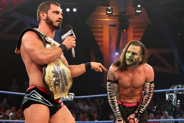 TNA Impact! Wrestling: The Final Stop Before Bound for Glory