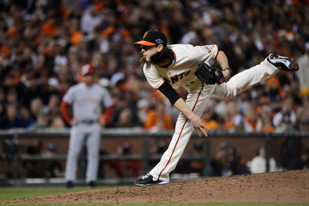 San Francisco Giants: Why Tim Lincecum Should Start Game 1 of the NLCS