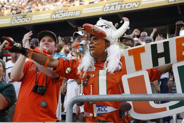 College Gameday 2012 Schedule: Previewing Potential Week 8 Destinations