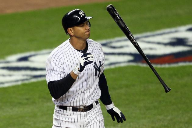 Who Most Deserves Game 5 Benching: A-Rod, Nick Swisher or Curtis Granderson?
