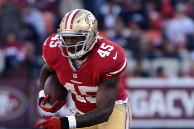 49ers' Brandon Jacobs Backtracks, Says He Isn't Frustrated with 49ers