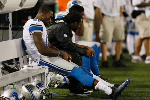 Calvin Johnson: How Does Recent Concussion Affect His Fantasy Status?