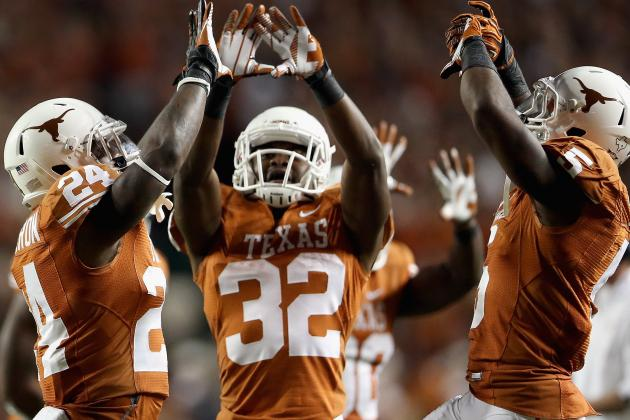 Johnathan Gray Is Ready to Change Longhorns' Luck Against Sooners