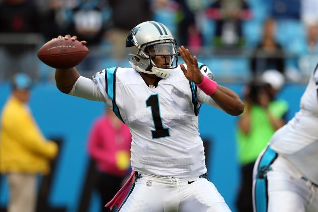 Cam Newton's Struggles Show Panthers Should Add Veteran Role Model as Backup QB