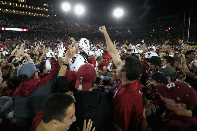 Stanford vs. Notre Dame: Why Cardinal Will Cause Huge Upset Again