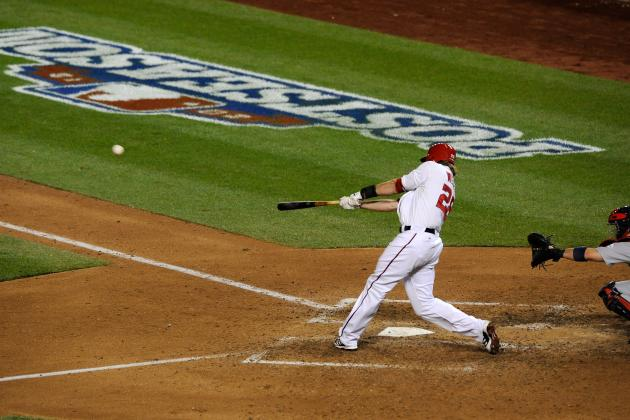 Jayson Werth's Redeeming Moment