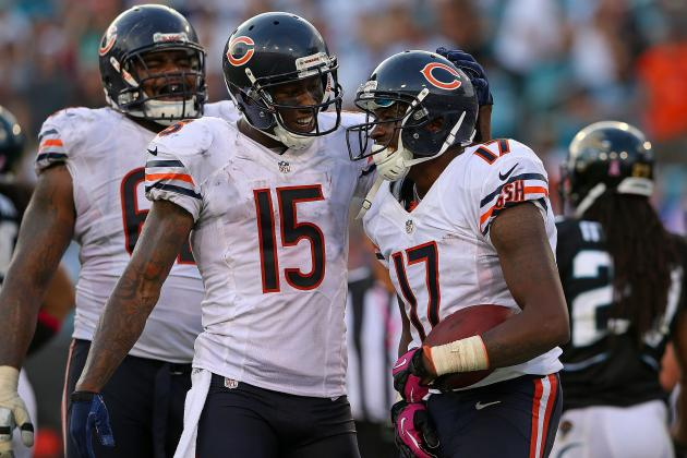 WRs Now Want to Play for Bears