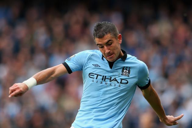 Aleksandar Kolarov: The Man with the Mercurial Left Foot Impresses for City