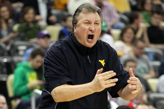 WVU AD Luck Reworking Bob Huggins' Contract