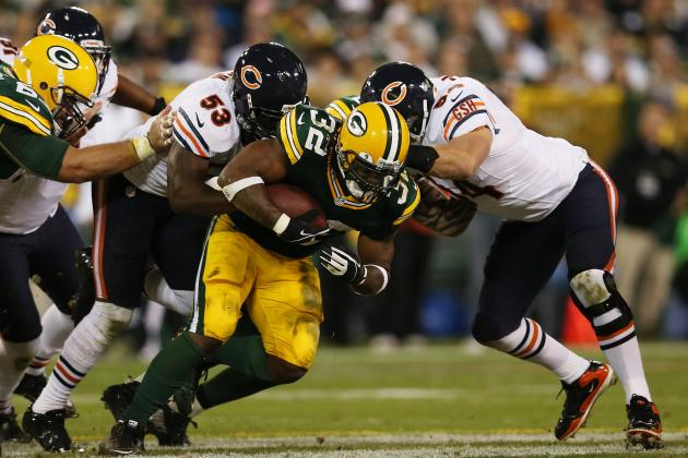 Brian Urlacher in Awe of Bears' Depth on Defensive Line