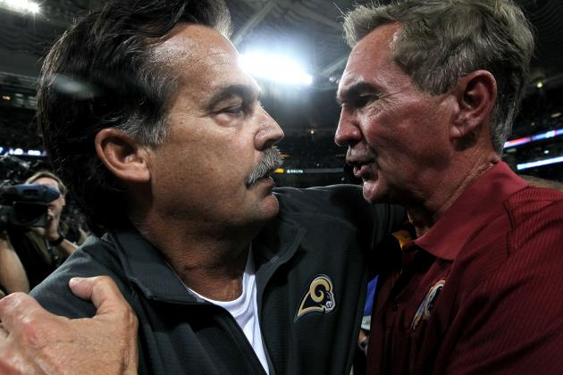 Fisher Chose Rams over Dolphins in Large Part Because of 'Final Say'