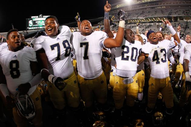Notre Dame Football: Dominant Defense Will Lead Fighting Irish Past Cardinal