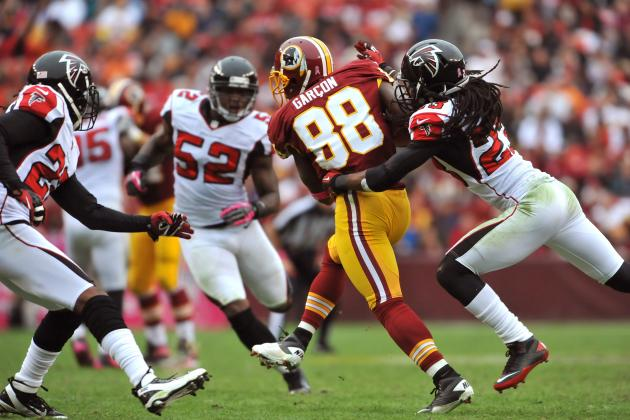 Kyle Shanahan: Pierre Garcon Still Battling Foot Injury