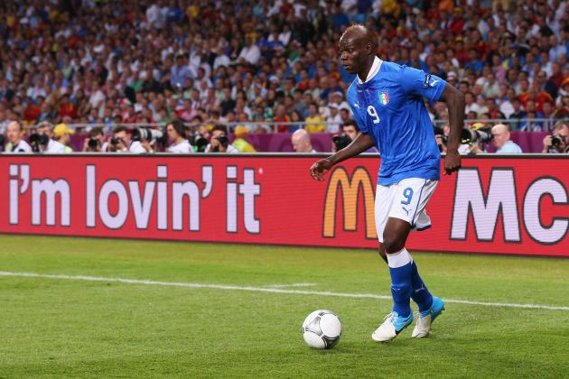 Armenia vs Italy: Mario Balotelli's Fever Will Perpetuate Lacking Italian Attack