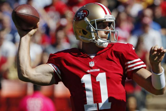 Alex Smith: How the San Francisco 49ers QB Went from a Bust to a Star
