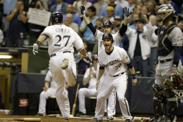 Milwaukee Brewers Reach Rare HR-SB Milestone in 2012
