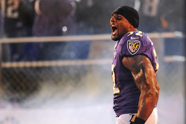 Declining? Ray Lewis Says 'Keep Watching'
