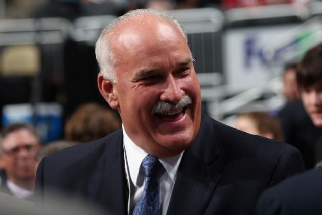Is John Davidson on Track to Take over Blue Jackets?