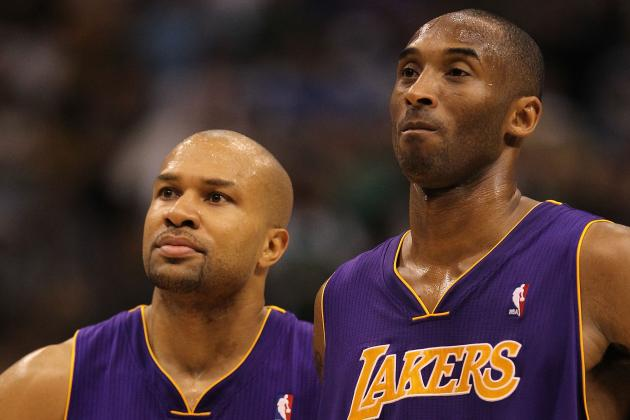 Derek Fisher Could Return to Los Angeles Lakers