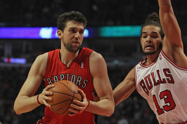 Raptors' Bargnani Blames Struggles on Fatigue