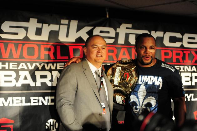 Strikeforce Cancels November Event, Promises January 'Stacked Card'