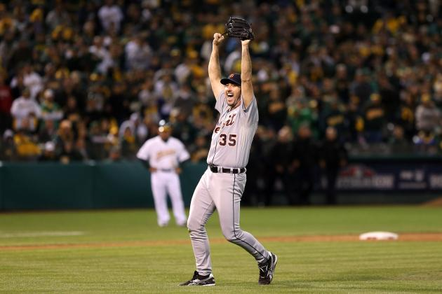 2012 MLB Playoffs: Year of the Pitcher to Continue Friday