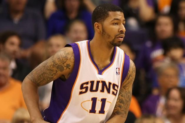 Phoenix Suns Forward Markieff Morris Targets Versatility