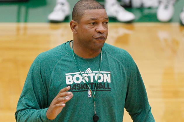 Doc Says Celtics Could Use Various Starting Lineups, Including Darko as Starter