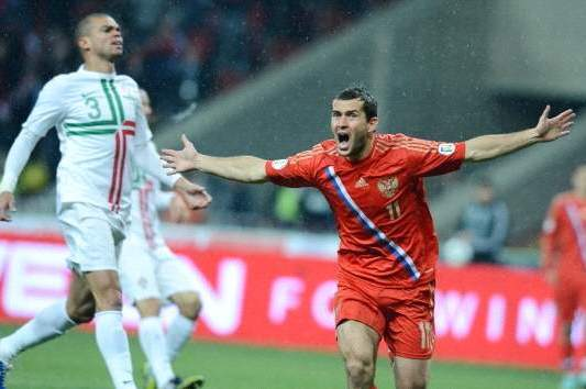 Match Report: Russia 1-0 Portugal
