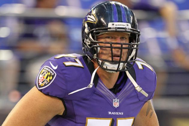 As He Prepares for 200th Game, Ravens' Matt Birk Reflects on Career