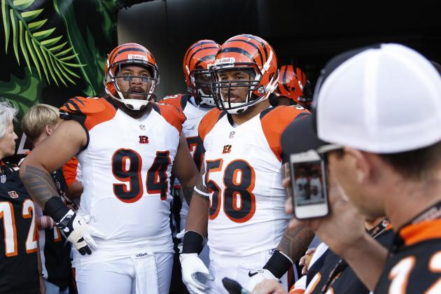 Bengals 'D' Grounded in Teamwork