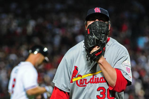 NLDS Analysis: Matheny Has Kept Jason Motte's Sauce from Being a Factor vs. Nats