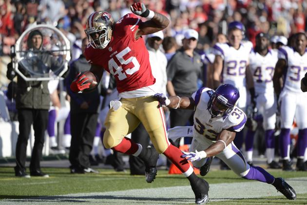 Brandon Jacobs: Is He Missed by 49ers or Giants?