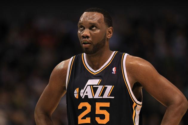 NBA: Utah Jazz 2012-13 Season Preview