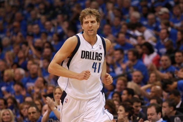Dirk Nowitzki Practices, but Doesn't Rule out Surgery