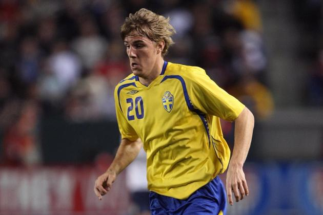 Faroe Islands 1-2 Sweden