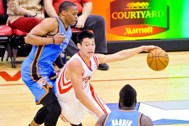Jeremy Lin Lacking Confidence in Surgically-Repaired Knee Will Prevent Linsanity