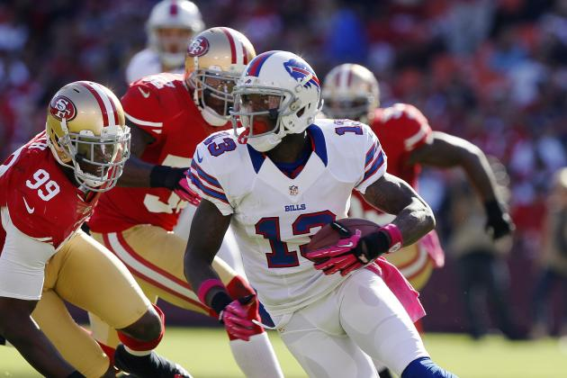 Stevie out to Revive Bills Pulse