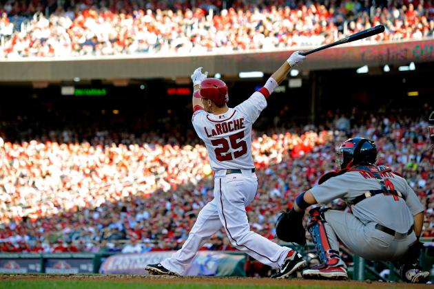 Cardinals vs. Nationals: Why Adam LaRoche Is the Key to the Nationals' Hopes
