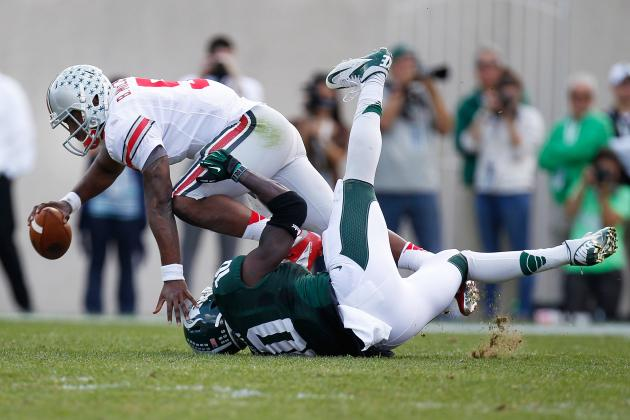 Michigan State Defense out to Rebound Against Iowa